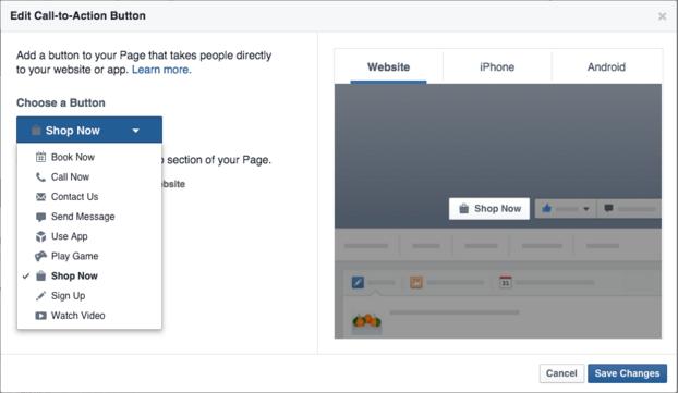 10 Pasos para crear una página de negocios en facebook 4