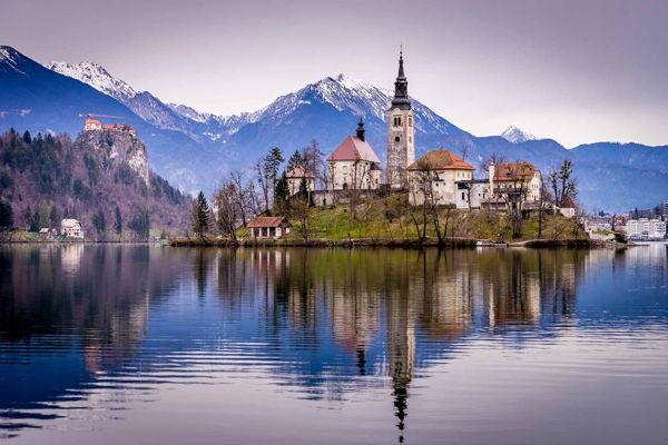Bled, el pueblo mas fotografiado en instagram